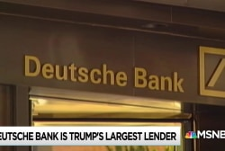 Trump lender of choice, Deutsche Bank, faces intense new scrutiny