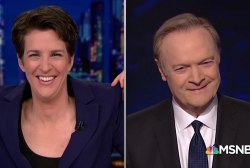 Maddow: Don't get attached to the blue blazer
