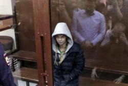 Belarusian model caught up in 2016 intrigue released by Russia