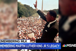 'We have a long way to go' Craig's final thoughts on Martin Luther King Jr. Day