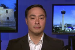 Rep. Joaquin Castro: If BuzzFeed report is true, Trump should resign or be impeached