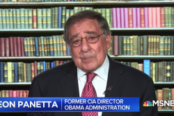 Leon Panetta slams President Trump's 'government by chaos'