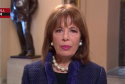Rep. Speier: President Trump 'becoming a national security threat himself'