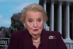Albright: Russia is playing a weak hand very well