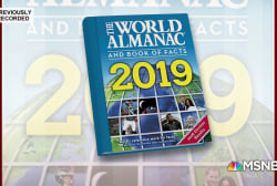 World Almanac looks ahead to 2019