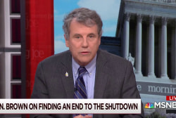 Sherrod Brown thinking 'very seriously' about 2020
