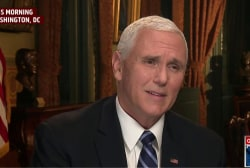 Joe: Mike Pence knows he's lying about border stats