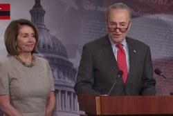 Sen. Schumer praises funding deal, holds 'firmly' against border wall