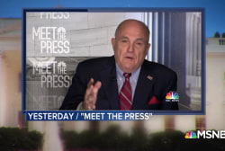 Rudy Giuliani complicates the Trump-Cohen Moscow project timeline