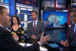 Panel: 'American people need to see Donald Trump being held accountable'