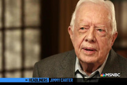 'Headliners: Jimmy Carter' Bringing Peace to the Middle East