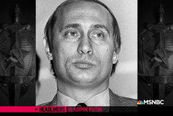 'Headliners: Vladimir Putin' Changes Swept the Soviet Union