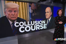 Rudy Giuliani walks back 'no collusion' claim