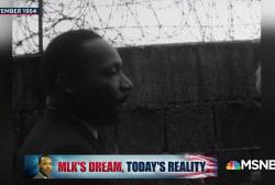 MLK's legacy in the Trump era