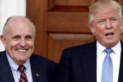 Big Question: Does Giuliani know everything, or nothing at all?