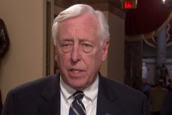 Rep. Hoyer reacts to Trump's letter to Pelosi insisting he will deliver SOTU at Capitol