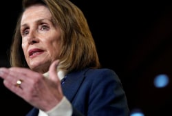 Pelosi to Trump: No State of the Union in the House until shutdown ends