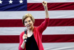 Billionaires fight back against Sen. Warren's call to tax the rich