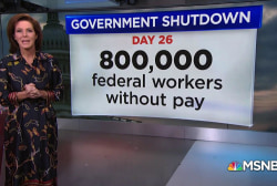 How much money have Americans lost from the shutdown?