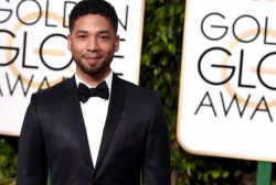 'Empire' actor Jussie Smollett attacked in Chicago by men hurling homophobic, racial slurs