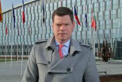 Acting defense secretary heads to NATO summit