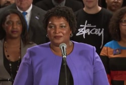 Rev. Al Sharpton: Stacey Abrams represents the 'New America'