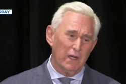 MSNBC anchor defends Roger Stone from Mueller 'gag order'