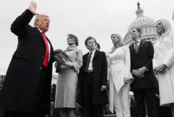 Federal prosecutors subpoena docs from Trump Inaugural Committee