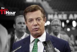 New Mueller court finding says Manafort brazenly broke the law
