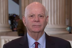 Will Trump actually be able to unify the nation's political divide? Sen. Cardin is hopeful