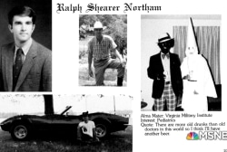 Gov. Northam apologizes for his yearbook page showing blackface, KKK hood