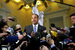 Virginia state lawmaker to file articles of impeachment against Fairfax