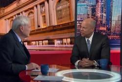 Jeh Johnson: 'Big problem' that Trump ignores intel briefings