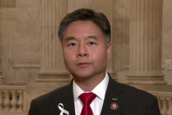 Rep. Lieu: Surprising Trump said he wouldn't work with us if we investigated him