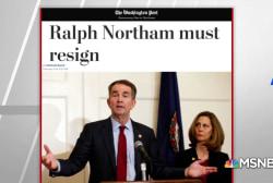 Washington Post Editorial Board calls Northam to resign