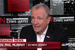 Gov. Murphy on Gov. Northam: 'I don't see that the governor's got any other choice other than to step aside'