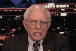 Bernie Sanders on why he's running