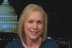 Gillibrand: Women running for president 'breaks down bias'