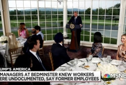 Joy Reid discusses new reporting on undocumented workers at Trump's golf course