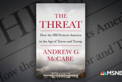 Andrew McCabe on the loss of anonymity