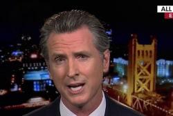 Gov. Gavin Newsom endorses Kamala Harris for president