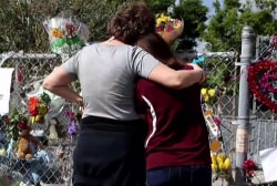Survivors who became activists commemorate Parkland school shooting