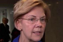 Sen. Elizabeth Warren of Massachusetts officially announces her 2020 presidential campaign