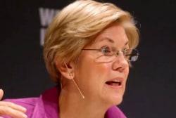 Sen. Elizabeth Warren now a Massachusetts liberal, was an Oklahoma Republican