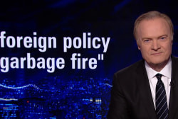 Sen. Chris Murphy on Trump's 'foreign policy garbage fire'