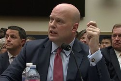 Democrats call Acting AG Whitaker back to 'clarify' testimony