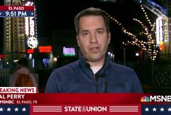 El Paso sheriff blasts Trump's 'false narrative' on border crime