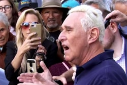 Stone could have bail revoked for social media attack on judge