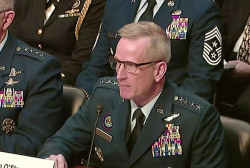 U.S. general: Southern border not a military threat