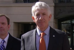 Virginia Attorney General Mark Herring admits he wore blackface